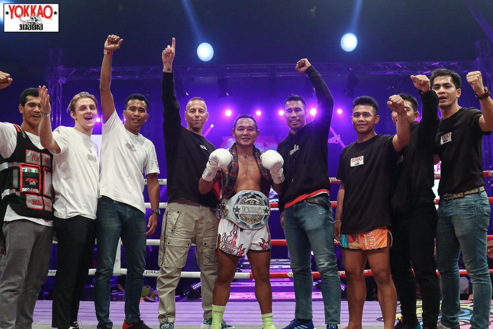 Bangkok-based Thai Boxing Brand Yokkao Takes Muay Thai Global with Social Media