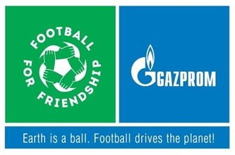 UEFA Ambassadors Luis Garcia, Kelly Smith, And Robert Pires Join Gazprom's Football For Friendship