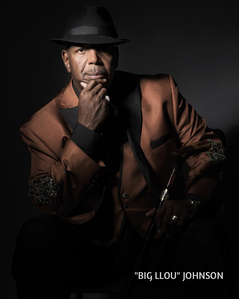 Blues Legend Big Llou Johnson Releases Long Anticipated Music