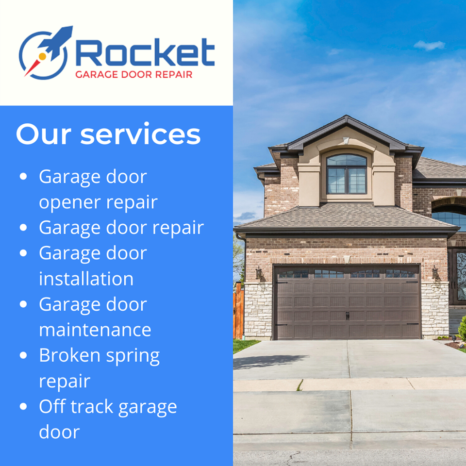 Rocket Garage Door Repair Announces the Three Essential Qualities to Look for In a Garage Door Maintenance Company