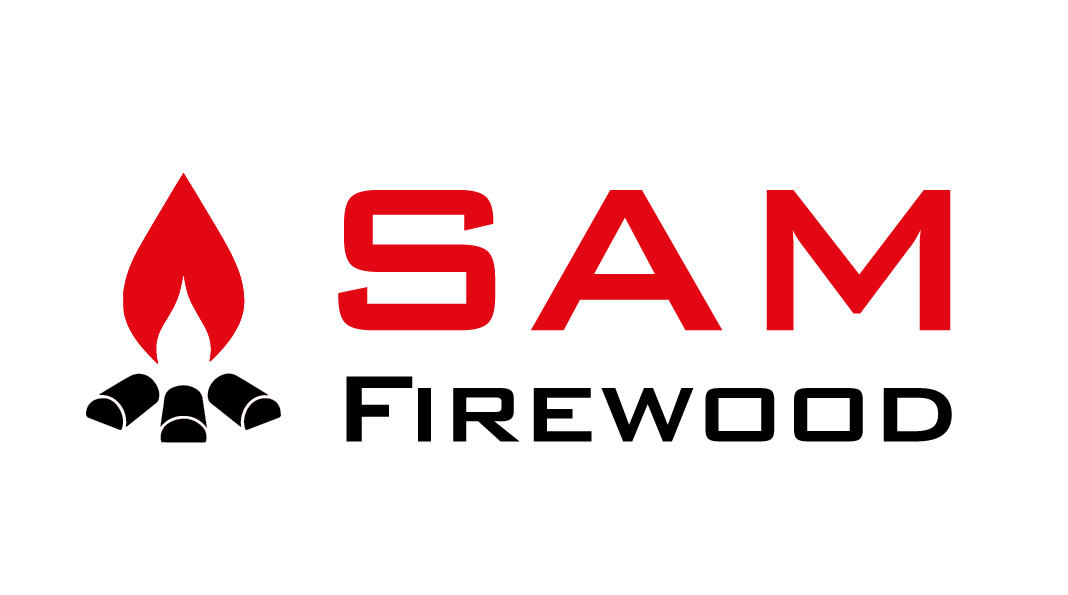 SAM Firewood Has 1 Year Aged, Dried, Seasoned Firewood in All Different Sizes