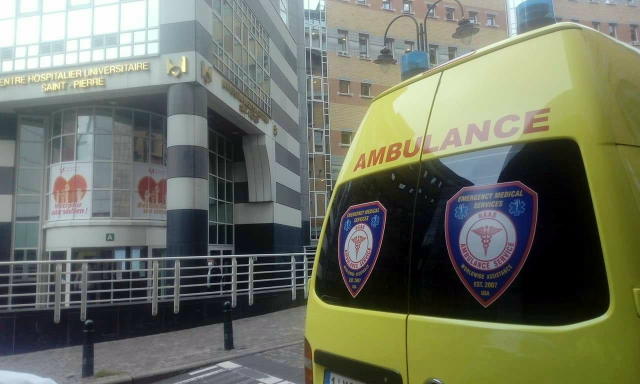 COVID-19 in Belgium: Saturated hospitals and paramedics, Same fight
