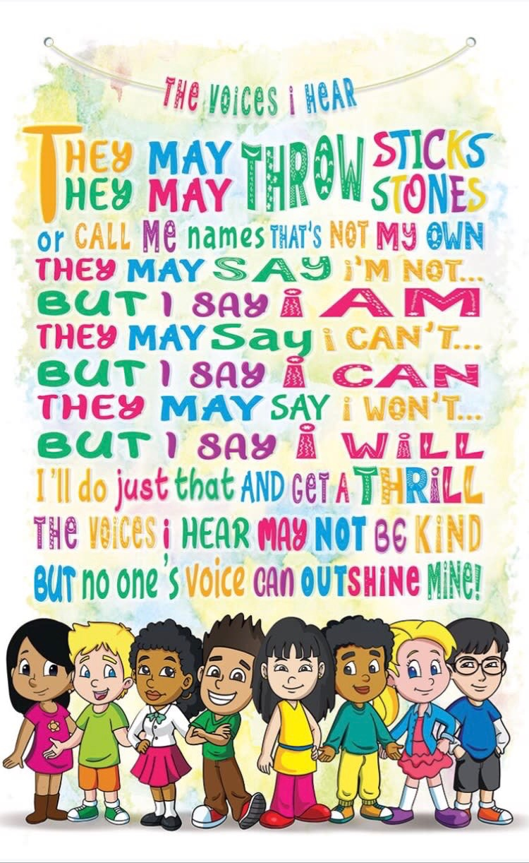 Chicago Mom is giving away anti bullying posters in honor of National Bullying Prevention Month