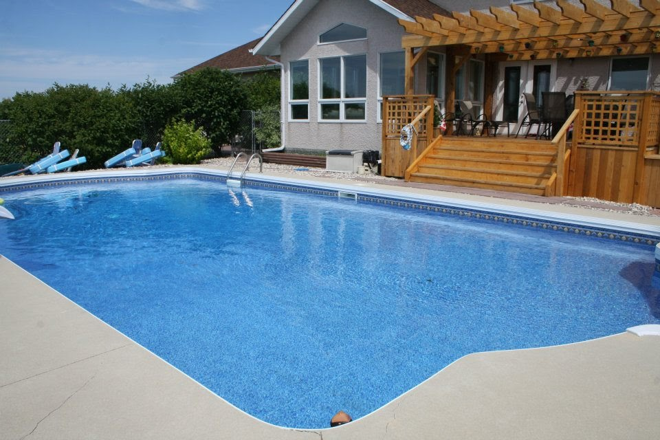 Winnipeg Pool Company Celebrates Excellent Quarter Thanks To Efficiency MB Promotional Offer