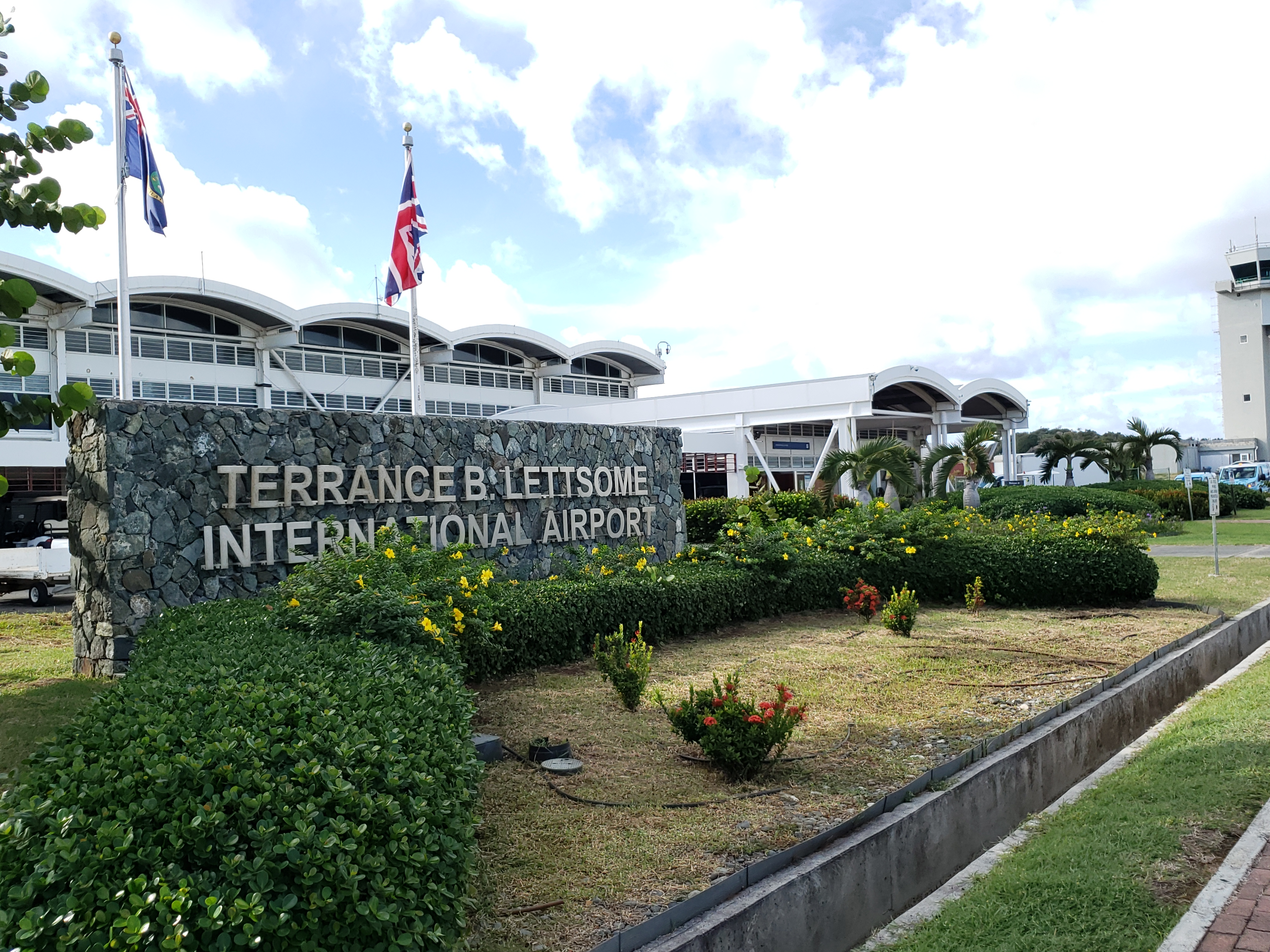 The British Virgin Islands [BVI] Airports Authority Announces Grand Reopening of the Terrance B. Lettsome International Airport in Tortola, BVI