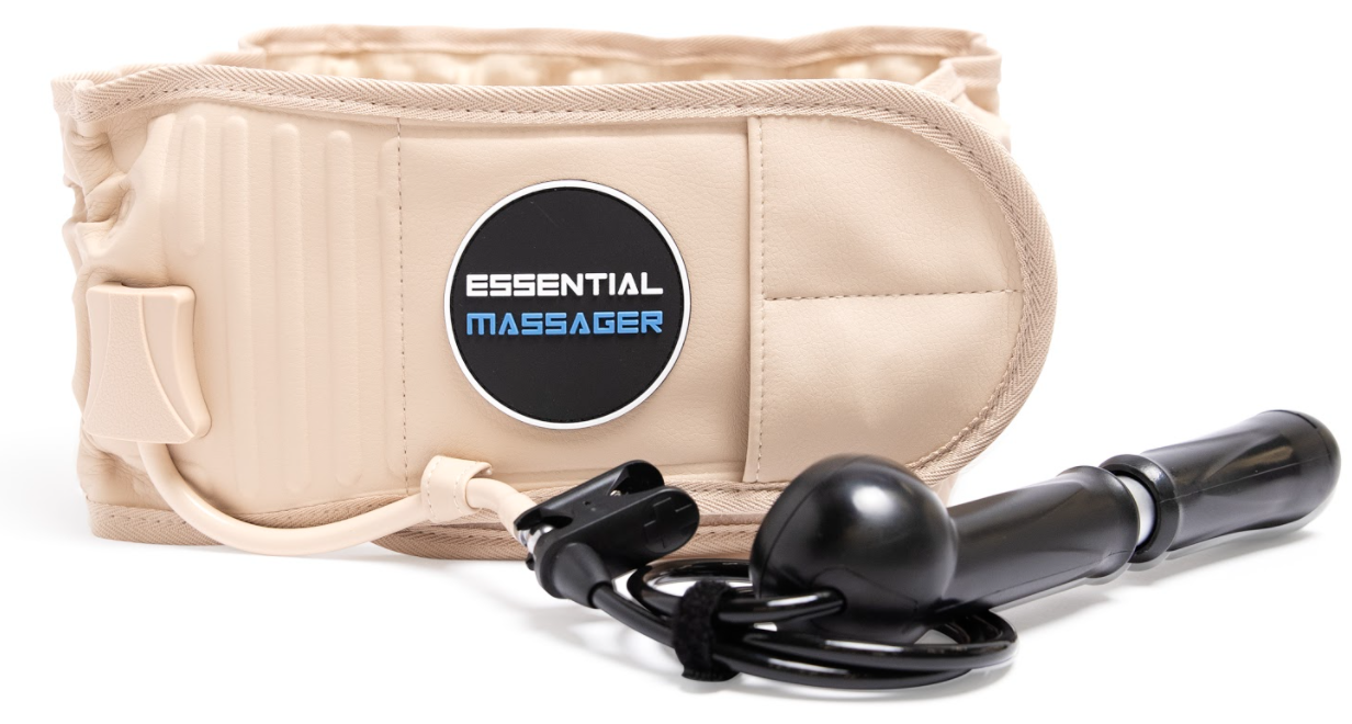 Essential Massager Announces Innovative Body Pain Relief Technology