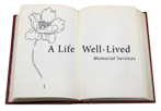 A Life Well-Lived Memorial Services Announces New Website, Unveils Celebration of Life Home Memorial Kits