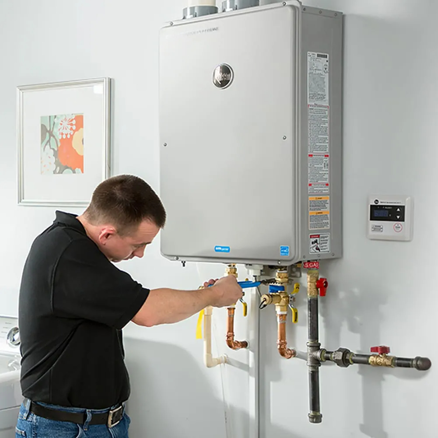 Squared Away Plumbing Is Now Installing a Tankless Water Heater System
