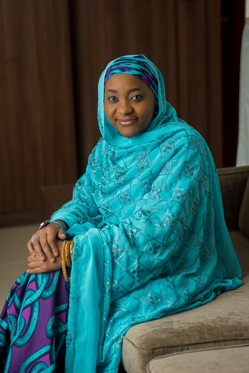 How Nigerian Philanthropist Hajia Aisha Bagudu Is Giving Back To Society Through Mallpai Foundation