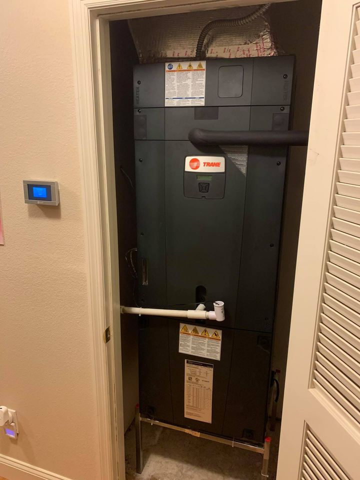 Coverall Heating and Air Conditioning Gives Exclusive Details about Trane Air Conditioning System