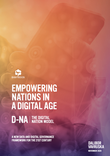 Digiteccs unveils Digital Nation Model (D-NA) to combat security, privacy and sovereignty challenges linked to data