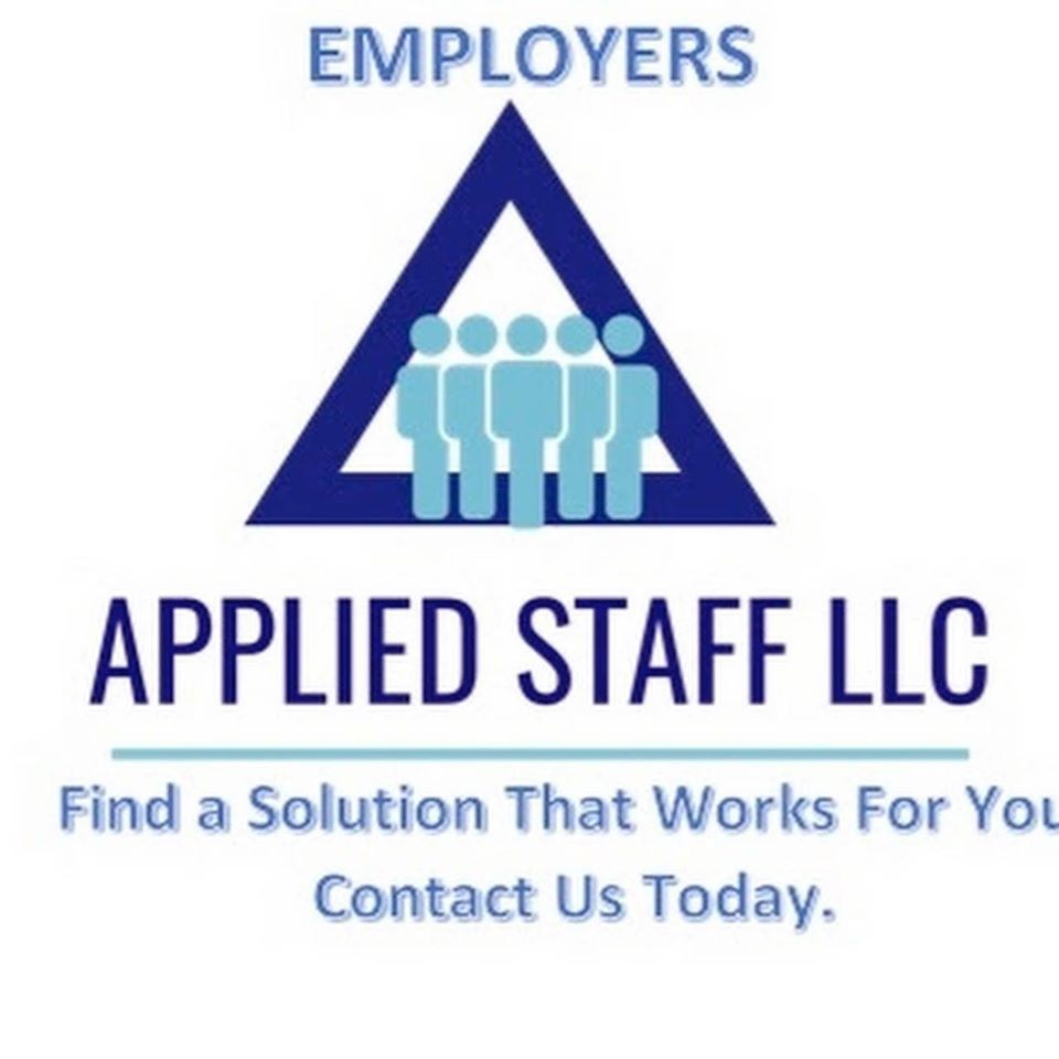Applied Staff LLC, Announces Top Reasons to use a Staffing Agency