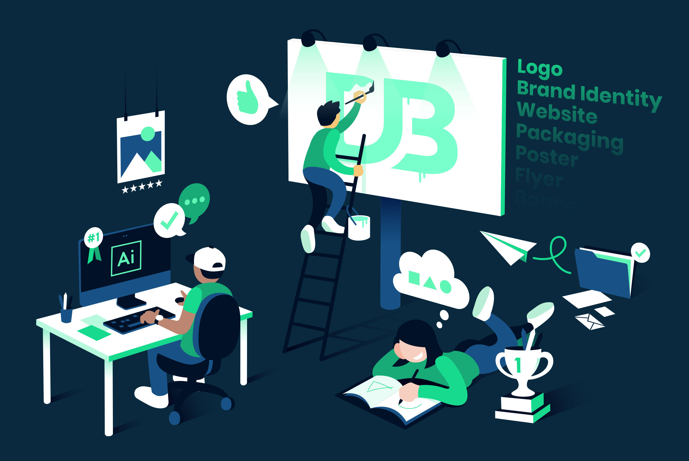 Crowdsourced Graphic Design Platform DesignBro Successfully Raised Seed Round Beyond Expectations