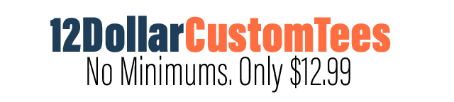 12DollarCustomTees Launches Affordable Custom T-Shirts