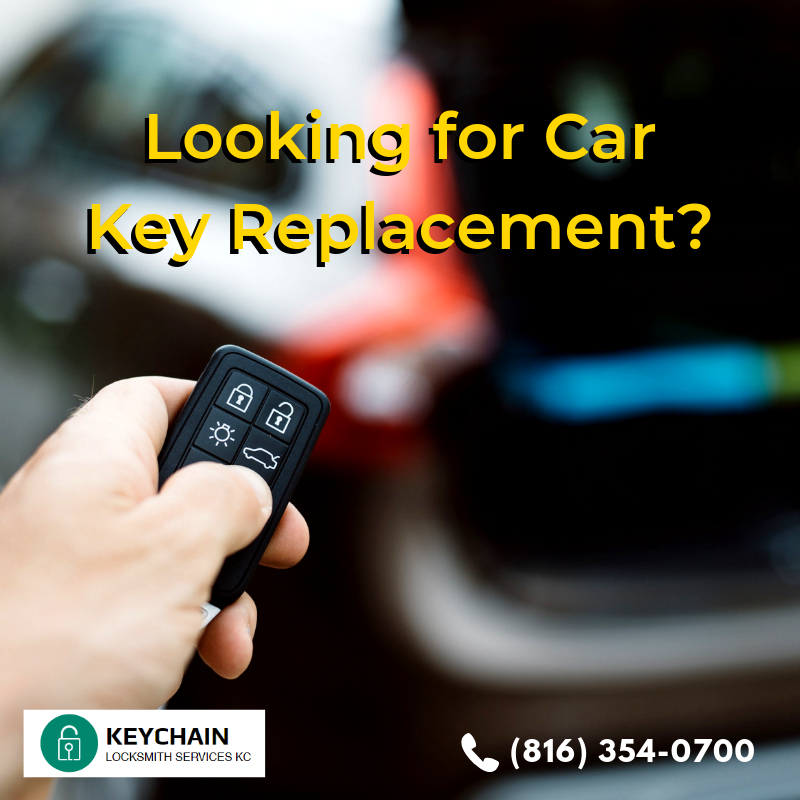 Keychain Locksmith Services KC Enrolls Emergency Locksmith Services in Kansas City
