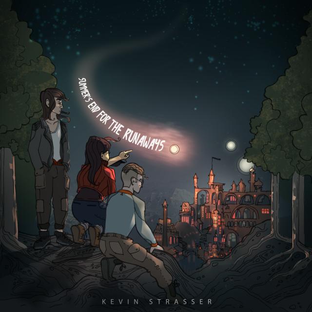 Kevin Strasser Releases Epic Concept Album
