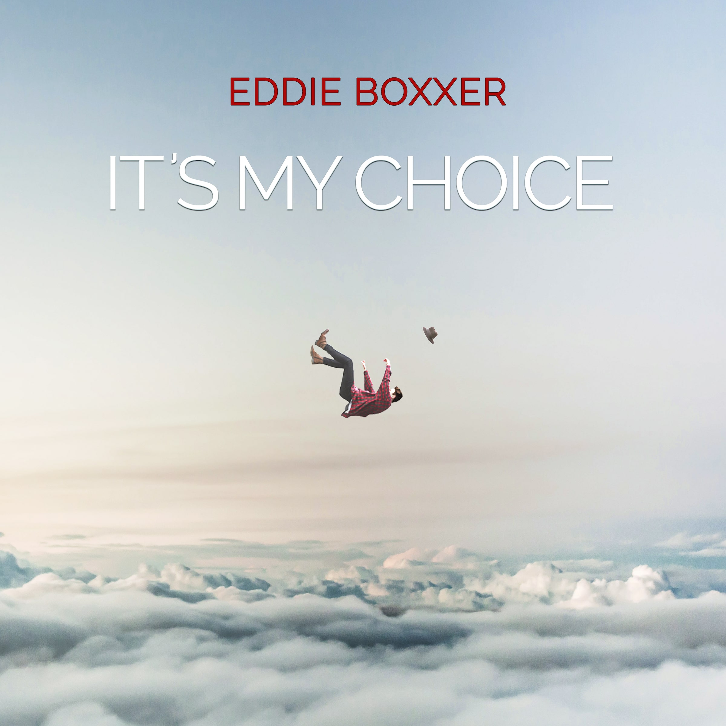 "Need A Pick-Me-Up? Eddie Boxxer Is Here With An Empowering Song - ""It's My Choice"""