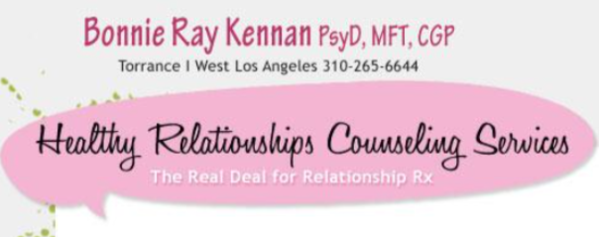 Healthy Relationships Counseling Services Offers Marriage and Relationship Counseling in Torrance