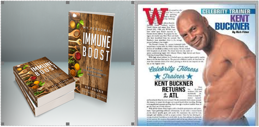 Celebrity Trainer, Kent Buckner, Releases New Cook Book That Paves Way to a Healthier Life