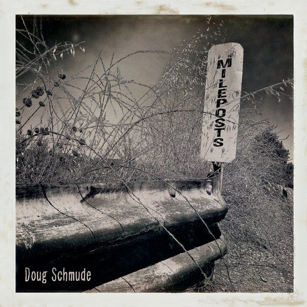 "Doug Schmude Releases His Latest EP, ""Mileposts"""