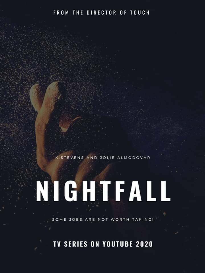 "Independent Actor and Director Jr Michael to Launch TV Series, ""Nightfall"""