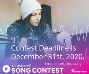 RootsTech 2021 Opens Global Song Contest Sponsored by Kawai