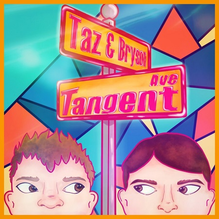 Best Friends Uncover Comedy Gold: Tangent Avenue Podcast