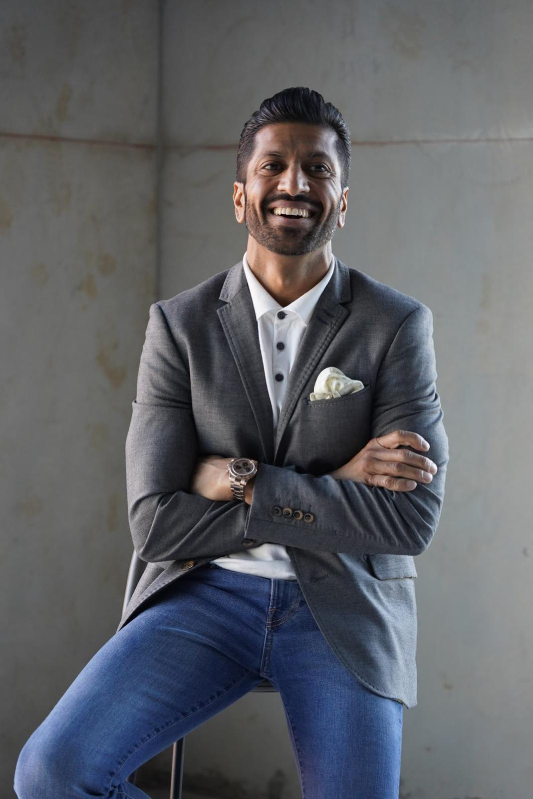 Meet Rahul Patel, Attorney by Trade, Entrepreneur by Practice