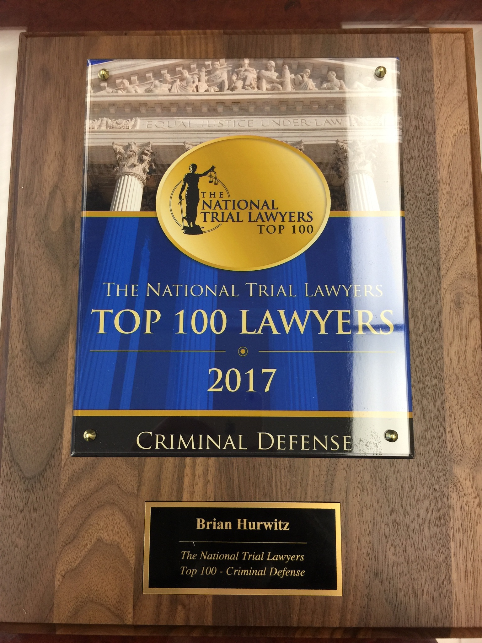 Hurwitz Law Group Enlightens Clients on The Importance of Seeking the Services of a Criminal Defense Lawyer