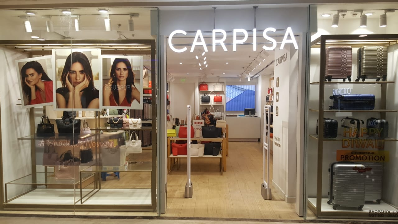 Carpisa Launches its First Retail Store in India