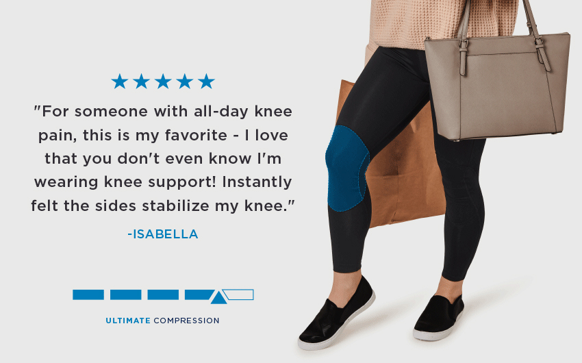 Tommie Copper Releases Pro-Grade Leggings With Knee Support