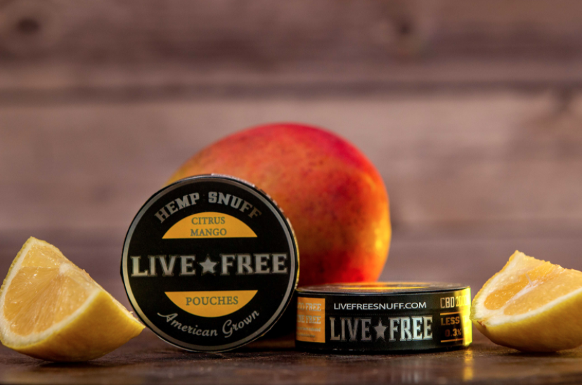 Live Free Snuff: The Newest Product on The Market That's Eradicating Nicotine Addiction