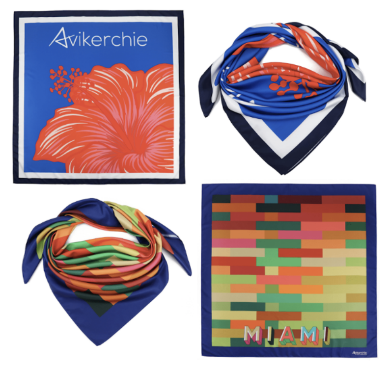 Avikerchie Announces Launch with New Fabric Design Collection