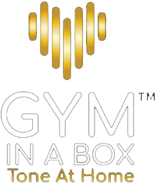 CoreWrap / Waist Trimmer for Women by Gym In A Box™  Delivers Fitness On Demand At Home Or In Office