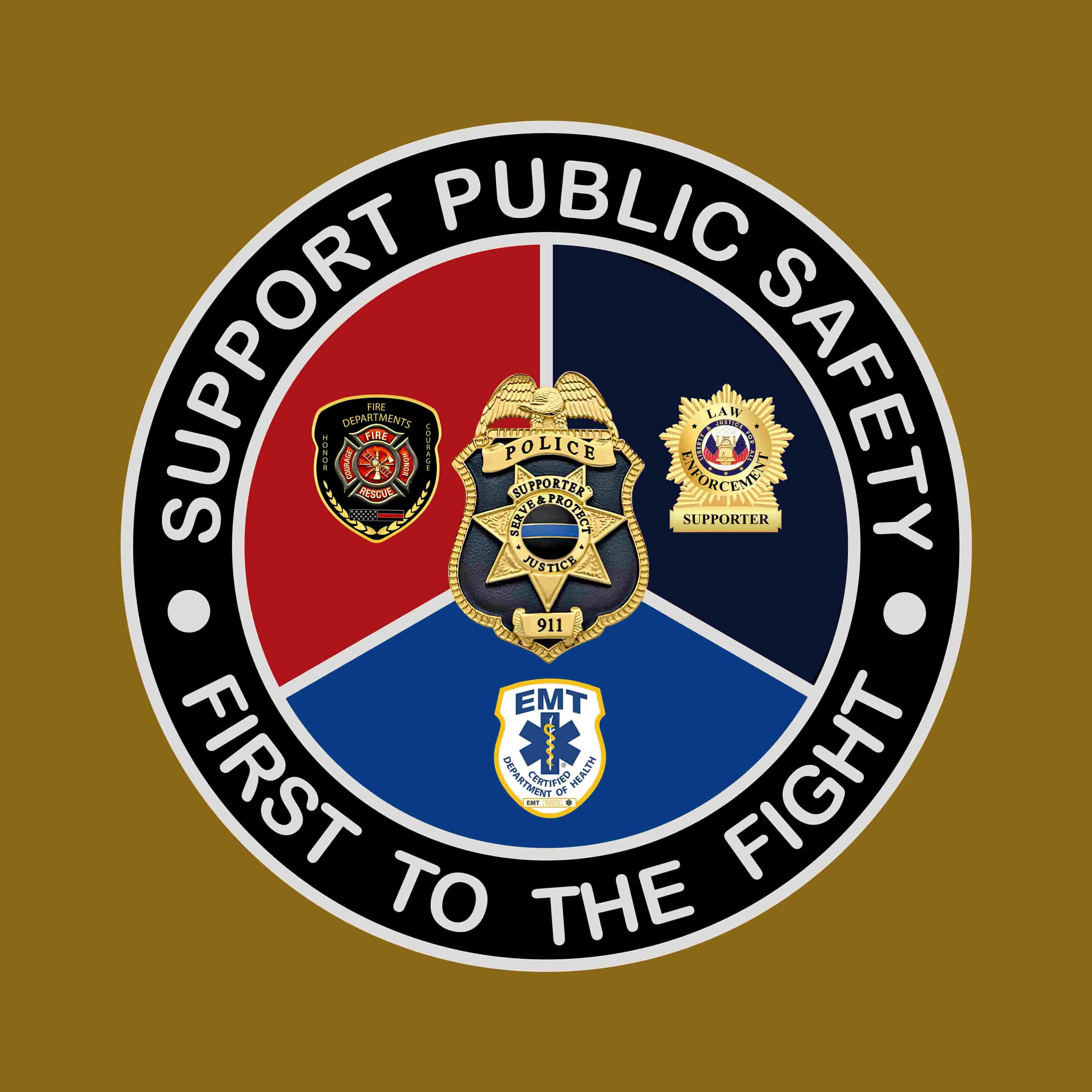 iSupportLE™ Offers Products That Show Support for First Responders Nationwide