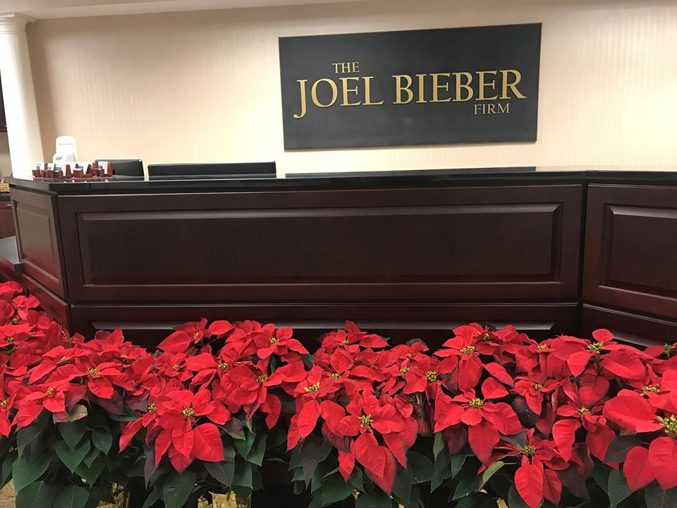 THE JOEL BIEBER FIRM Is Booking Free Consultations Today