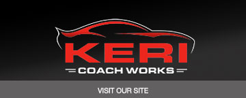 Keri Coach Works is Now a BMW Certified Collision Repair Center
