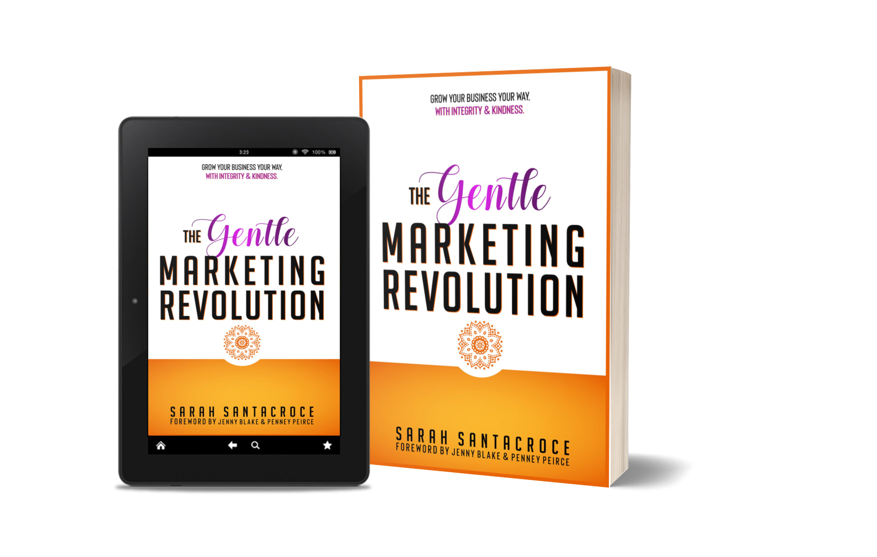 The Gentle Marketing Revolution - A Book And Movement Launched Their Crowdsourcing Campaign On Kickstarter
