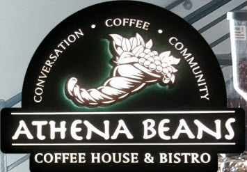 Athena Beans, Utah Coffee And Bistro Venue Announces The Opening Of Drive-Up Window With Breakfast Sandwiches
