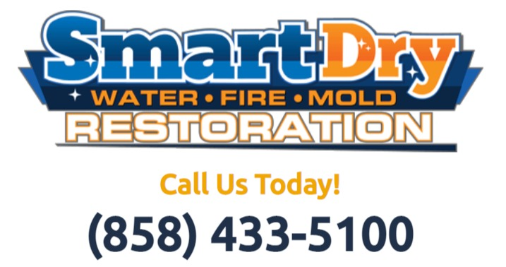 Smart Dry Restoration is a Top-Rated Water Damage Removal Service Provider in San Diego