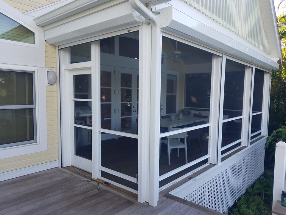 Harper's Hurricane Protection and Screen Enclosure's Impact Windows Help Homeowners Save on Insurance