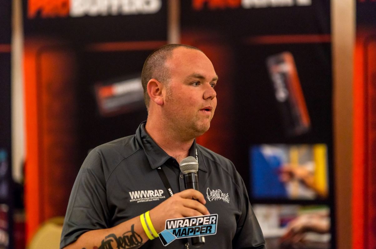 Austin Smith Making His Mark as a Pioneer in the Vehicle Wrap Industry