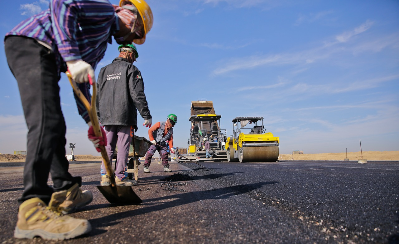 Pickens Construction Inc. Is Providing Asphalt Sealing At A Low Price