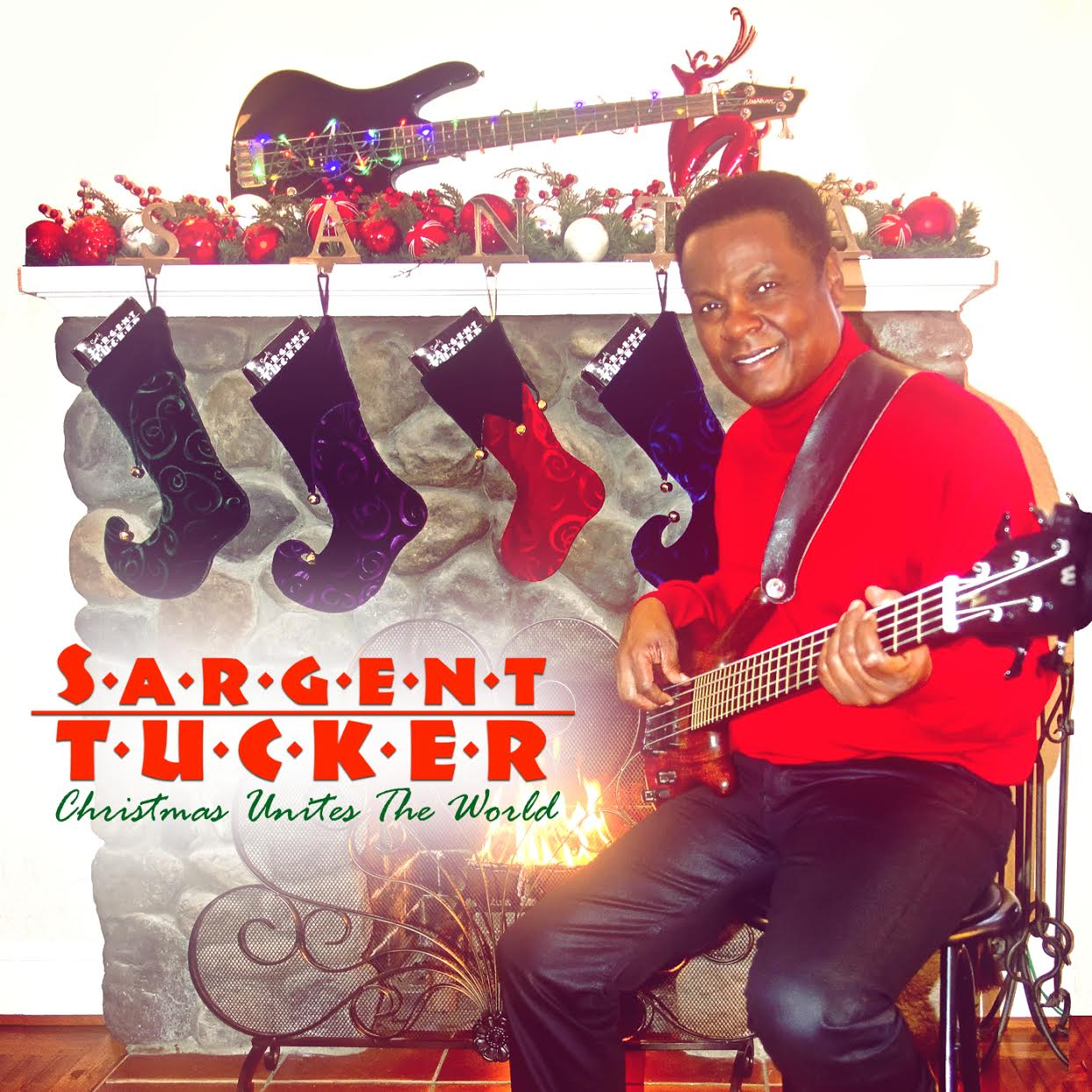 "Sargent Tucker releases ""Christmas Unites The World"""