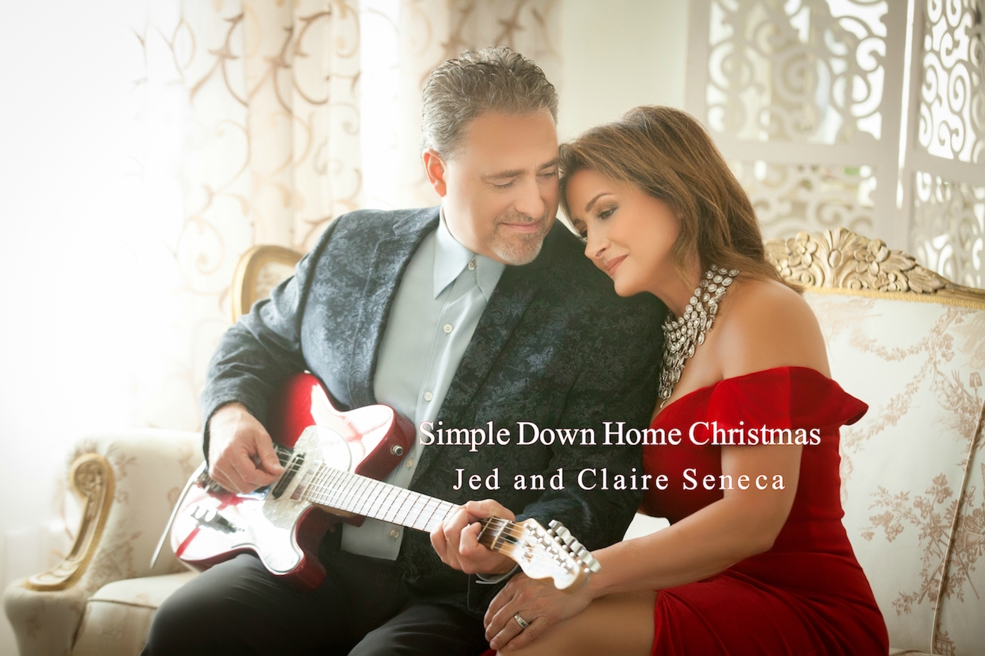 Award-Winning Country Duo Back with Christmas Track