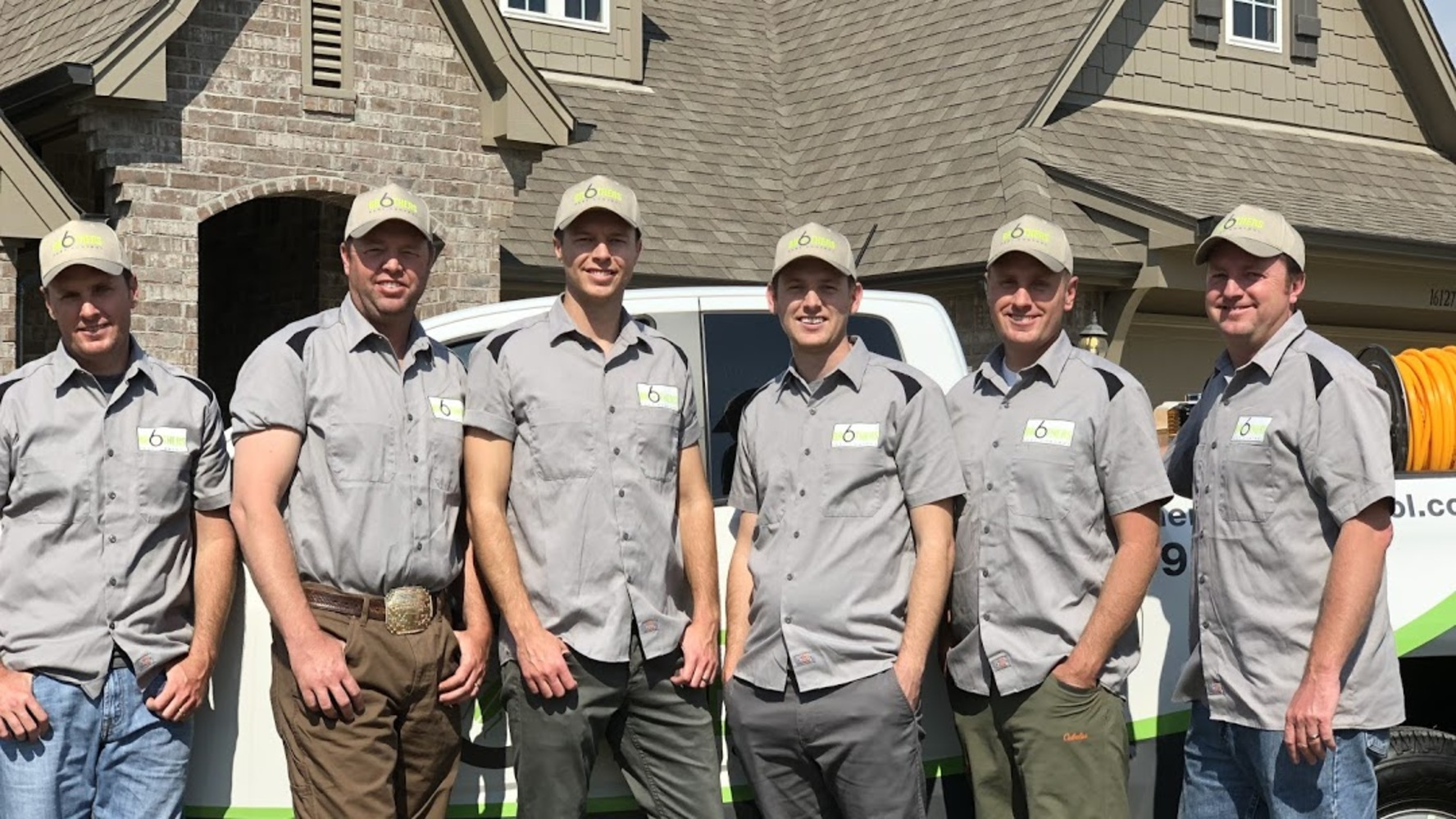 Six Brothers Pest Control Recognized as the Best Pest Control Team by Expertise.Com