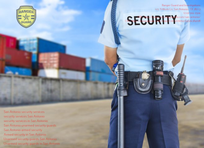 Ranger Guard and Investigations Mention Reasons People Should Hire Security Services