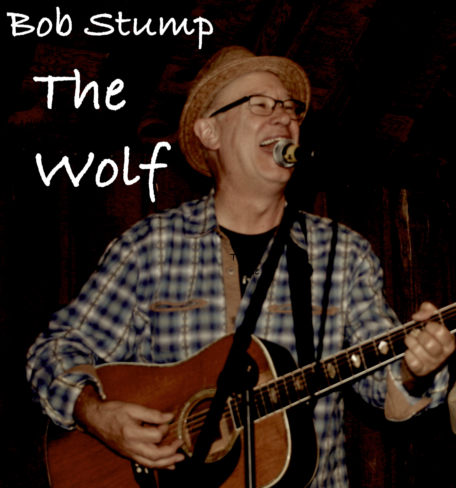 """The Wolf"" is out, Bob Stump's New Single"