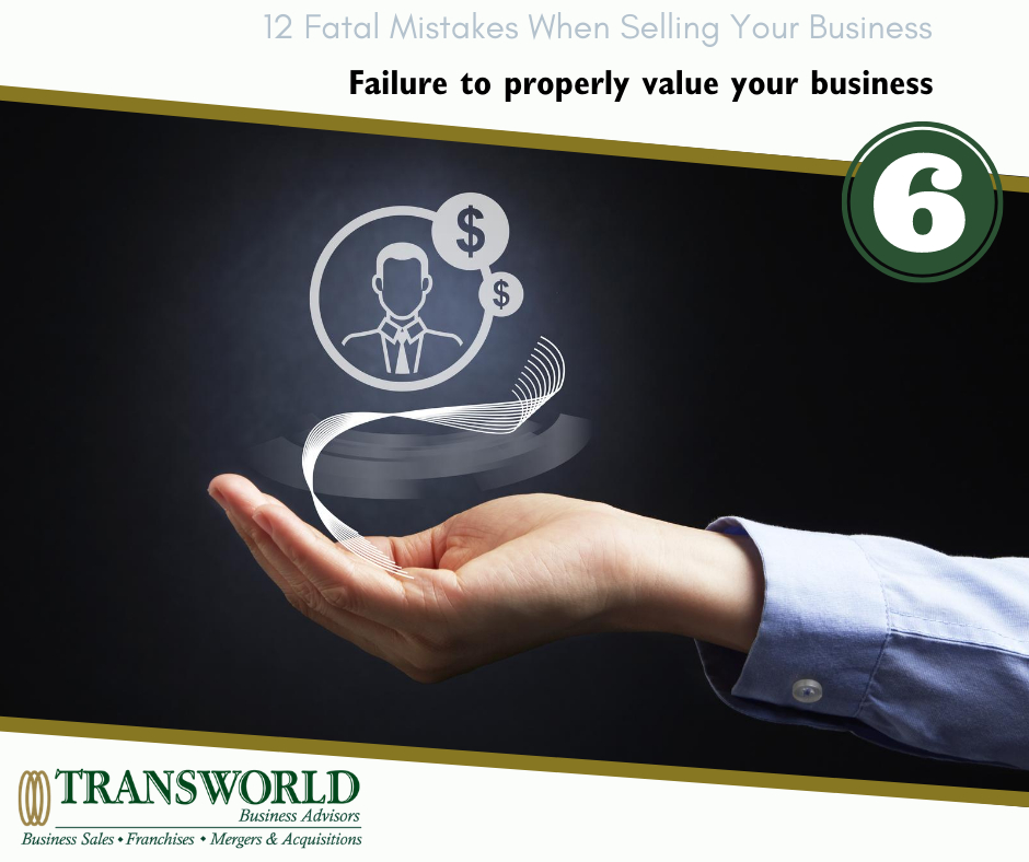 Transworld Business Advisors of South Charlotte Now Offers Assistance with Business Valuation