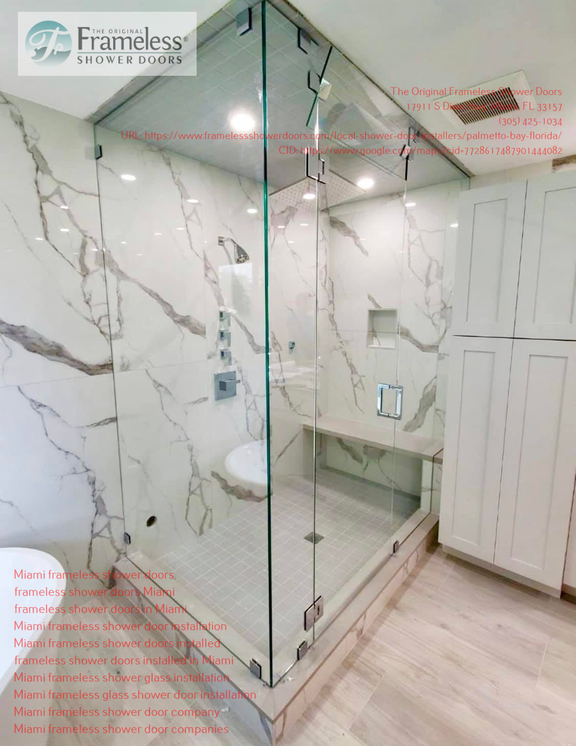 The Original Frameless Shower Doors Company Releases Information on New DIY Service